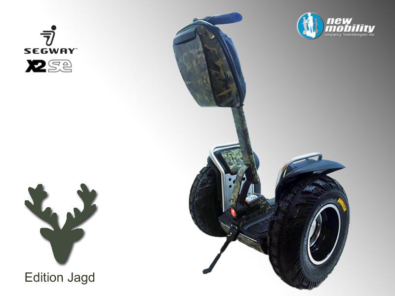 "SEGWAY i2SE ""PT Pro Jäger"" - hier bestellen bei Balanceroller.com"
