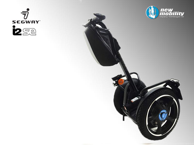 Segway kaufen - Modell i2SE mit edlen Teilen von PT Pro