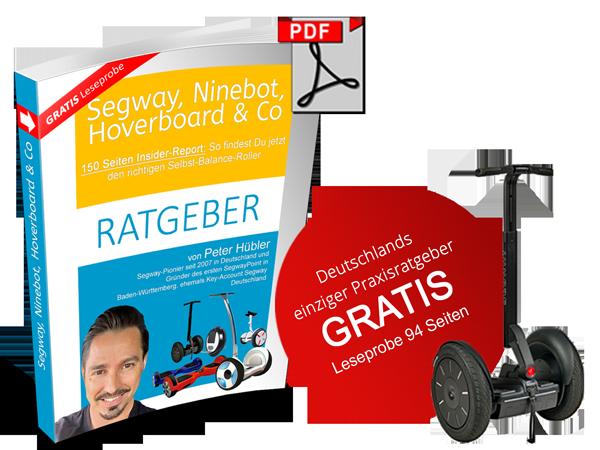 Segway kaufen Ratgeber E-Book hier downloaden