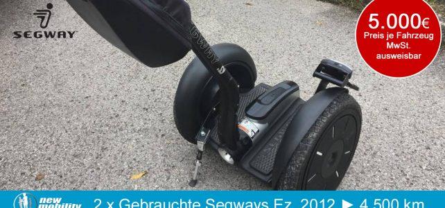 Gebrauchte Segway i2 im Angebot #10-042