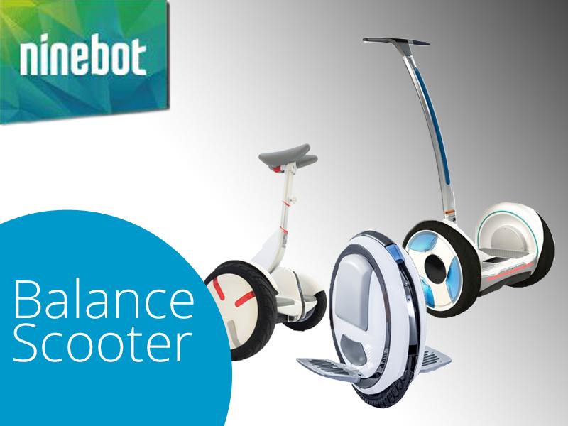 Ninebot kaufen - Übersicht zu allen Ninebot-Modellen