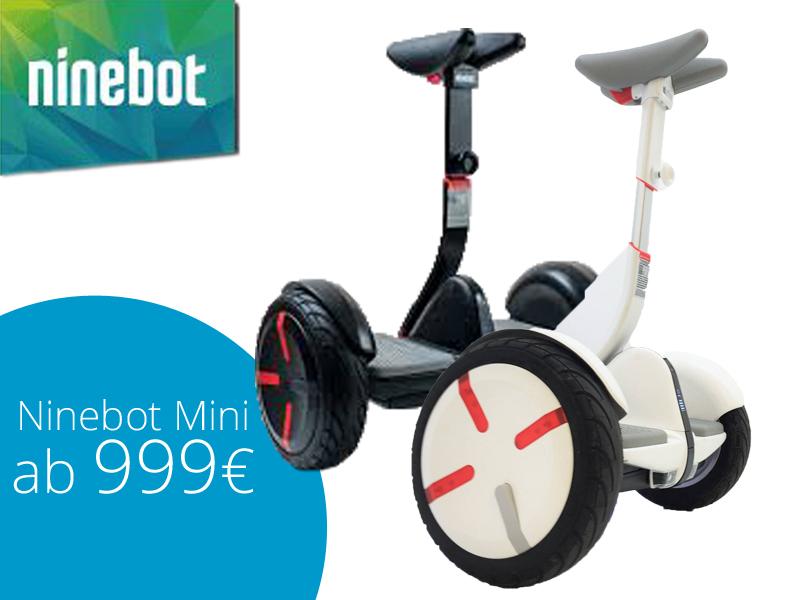 Mini Segway von Ninebot - zu haben bei segway-boeblingen.de
