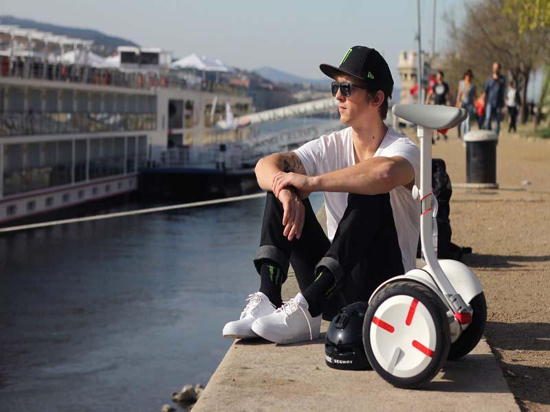 Günstigster Balance-Roller mit Straßenzulassung