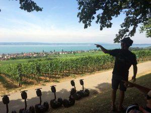 Segwaytouren in Hagnau am Bodensee