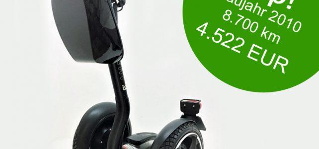 Segway Gebraucht // Modell i2 / #70118