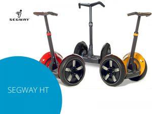 Segway Human Transporter - die erste Generation SEGWAY, heute eine Rarität