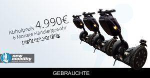 Segway i2 aus Baujahr 2012 zu verkaufen