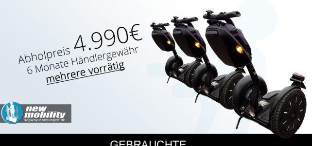 Gebrauchte Segway i2 im Angebot #11-05