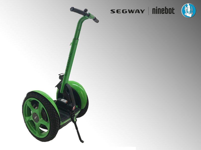 Segway kaufen - Der i2SE in grün