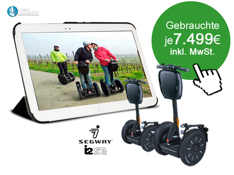 segway gebraucht kaufen 200 eur preisvorteil f r paare. Black Bedroom Furniture Sets. Home Design Ideas