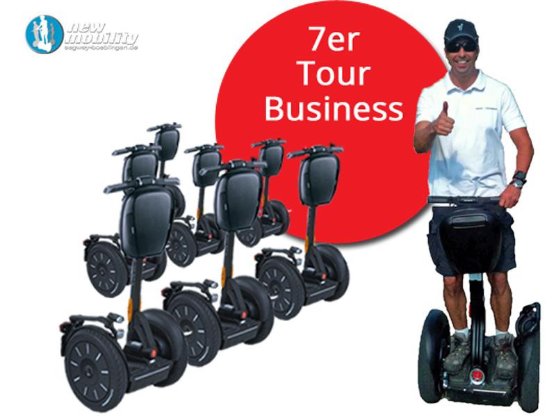 Segwaytouren - Starte Dein Segwaytourengeschäft in Deiner Region und verdiene ab sofort Geld mit Touren uns Ausflügen