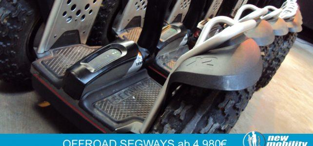 5 x Offroad-Segways, Modell x2 im Verkauf #11-07