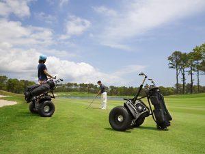 Der Segway x2 Golf ist nur noch gebraucht zu haben.